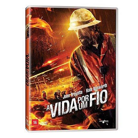 Dvd - A Vida Por Um Fio - John Travolta