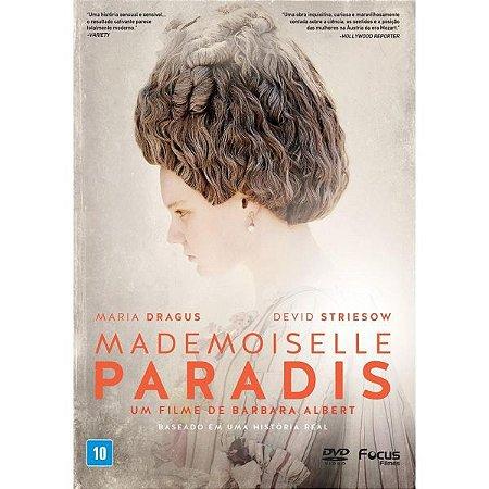 Dvd Mademoiselle Paradis - Anton Mesmer