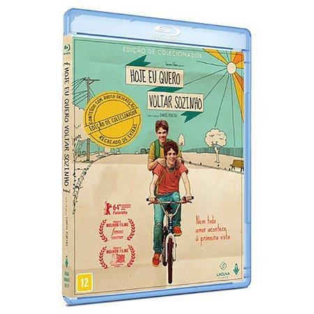 Blu-Ray - HOJE EU QUERO VOLTAR SOZINHO - imovision
