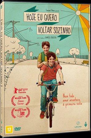 DVD - HOJE EU QUERO VOLTAR SOZINHO - imovision