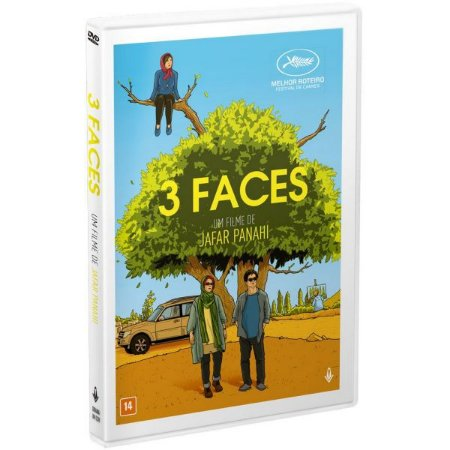 DVD - 3 FACES - imovision