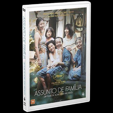 DVD - ASSUNTO DE FAMILIA - imovision