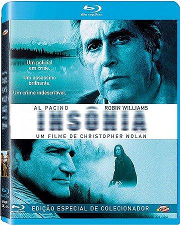 Blu-ray Insônia - Christopher Nolan