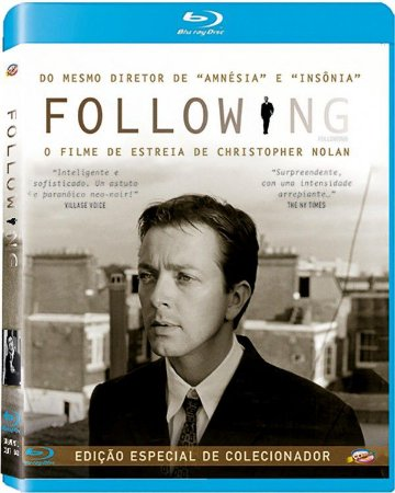 Blu-ray Following - Christopher Nolan