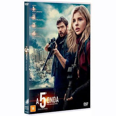 DVD - A 5ª Onda