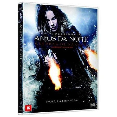 Dvd - Anjos Da Noite 5: Guerras De Sangue