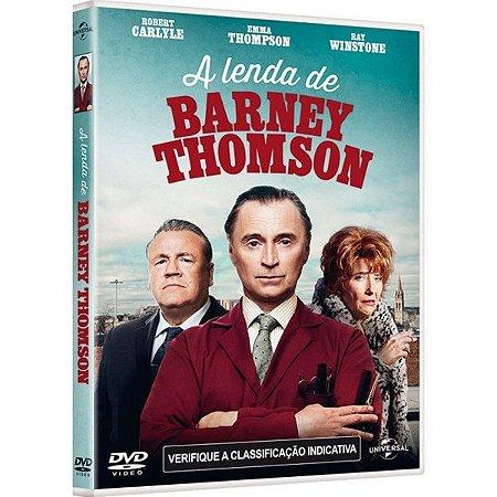 DVD - A Lenda de Barney Thomson
