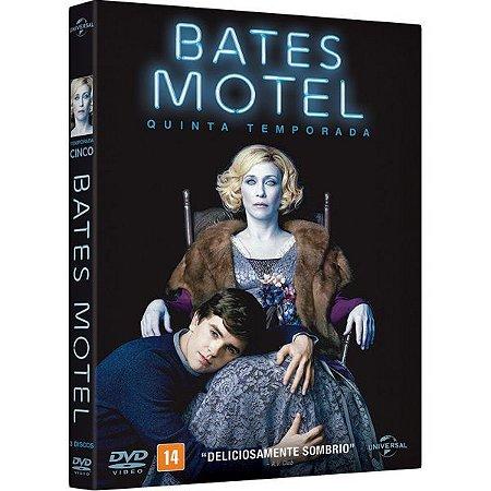 DVD - Bates Motel - 5ª Temporada