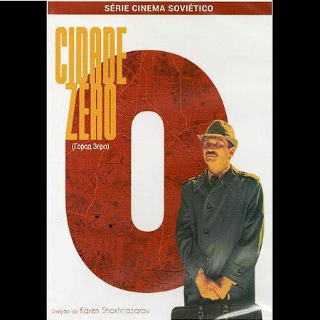 DVD CIDADE ZERO - Karen Shakhnazarov