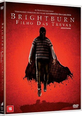 DVD BRIGHTBURN: FILHO DAS TREVAS - PRÉ VENDA 21/10/20