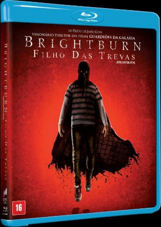 Blu Ray BRIGHTBURN: FILHO DAS TREVAS