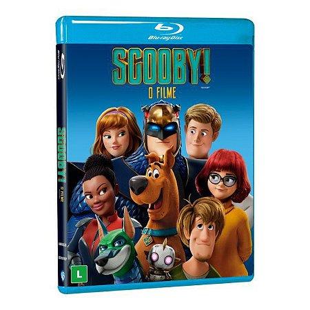 Blu-Ray Scooby! O Filme Pré venda 08/10/20