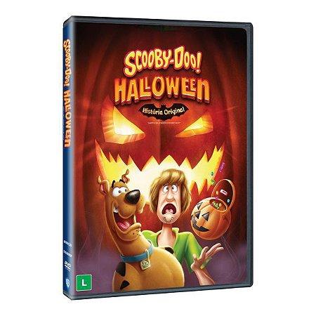 DVD - SCOOBY-DOO! HALLOWEEN