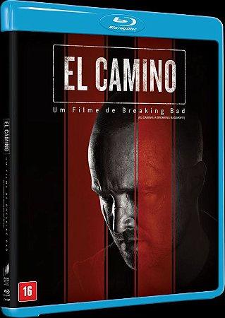 Blu ray EL CAMINO: UM FILME DE BREAKING BAD Pré venda 21/10/20