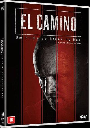 DVD EL CAMINO: UM FILME DE BREAKING BAD