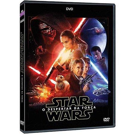 DVD - Star Wars: O Despertar da Força