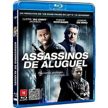Blu Ray Assassinos de aluguel - Robert De Niro