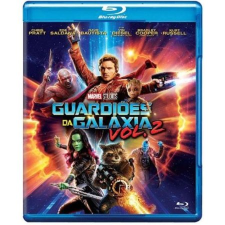 Blu-ray - Guardiões Da Galáxia Vol. 2