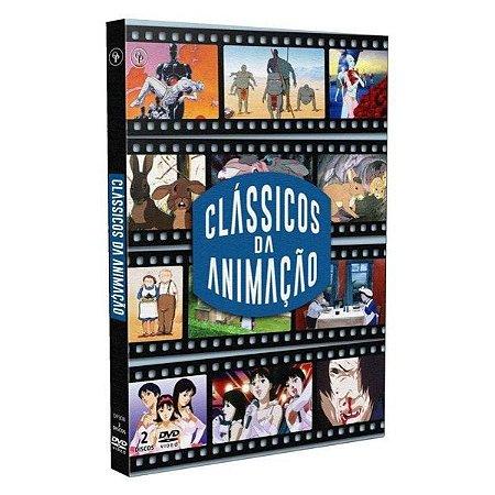 DVD Clássicos da Animação