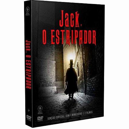 DVD Jack, O Estripador (2 DVDs)