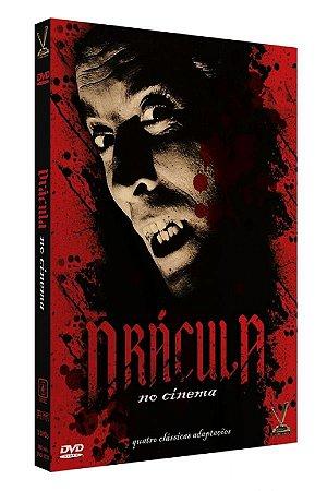 Dvd Box Drácula No Cinema ( 3 Discos )