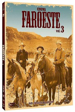 Dvd Box Cinema Faroeste - Vol. 3 (3 DVDs)