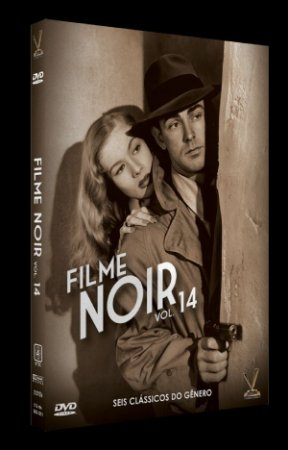 Dvd Box Filme Noir Vol. 14 (3 DVDs)