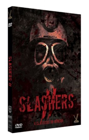 Dvd Box Slashers Vol. 2 (2 DVDs)