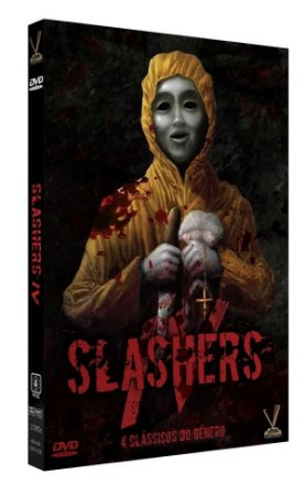 Dvd Box Slashers Vol. 4 (2 DVDs)