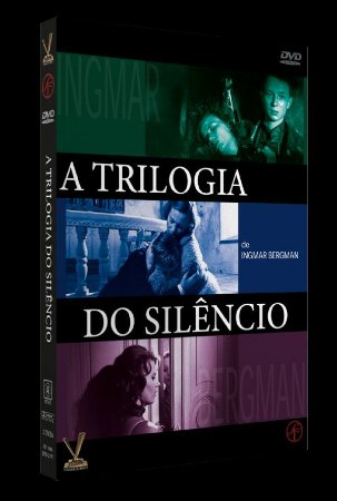 Dvd Box A Trilogia do Silêncio (3 DVDs) - Ingmar Bergman