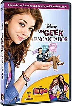 DVD Um Geek Encantador
