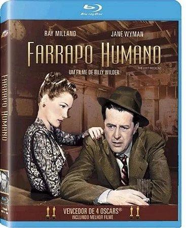 Blu-ray - Farrapo Humano