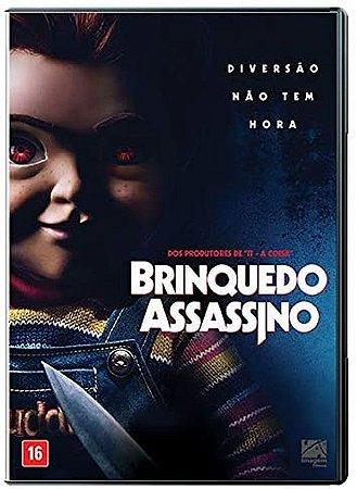Dvd - Brinquedo Assassino (2019)
