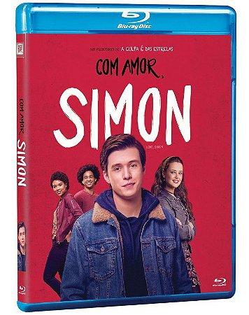 Blu-ray Com Amor Simon - Love Simon PRE VENDA 02/12/20