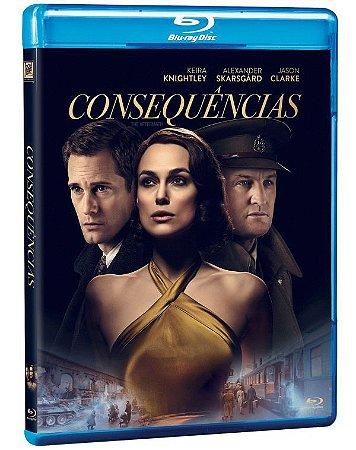 Blu-ray Consequências - Keira Knightley -  PRÉ VENDA 02/12/20