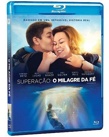 Blu-ray Superação: O Milagre Da Fé