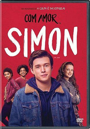 DVD Com Amor Simon - Love Simon PRE VENDA 02/12/20