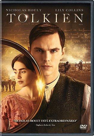 DVD Tolkien (2019) - PRÉ VENDA 02/12/20