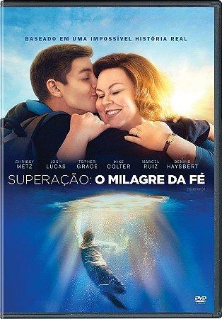 DVD Superação: O Milagre Da Fé