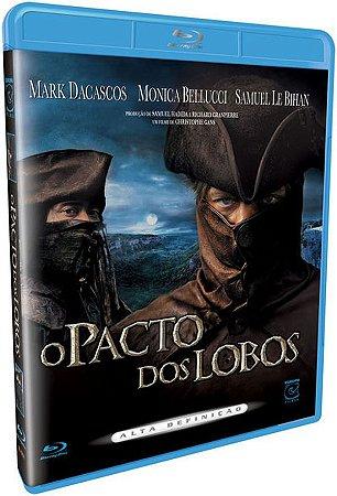 Blu ray O Pacto dos Lobos