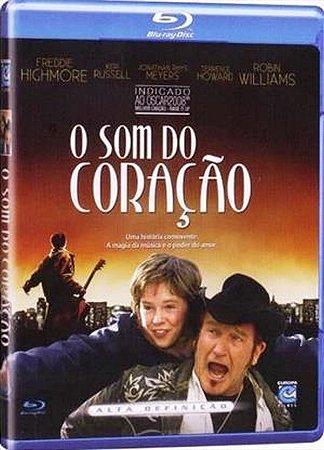 Blu Ray O Som do Coração - Robin Williams