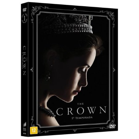 Box DVD - The Crown - 1ª Temporada
