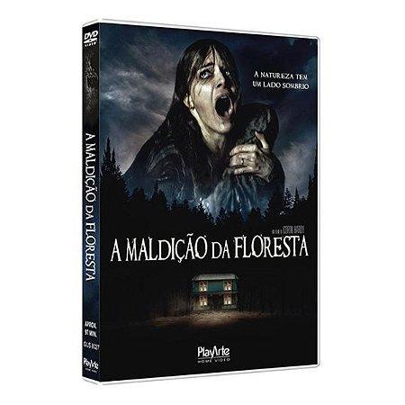 Dvd - A Maldição Da Floresta