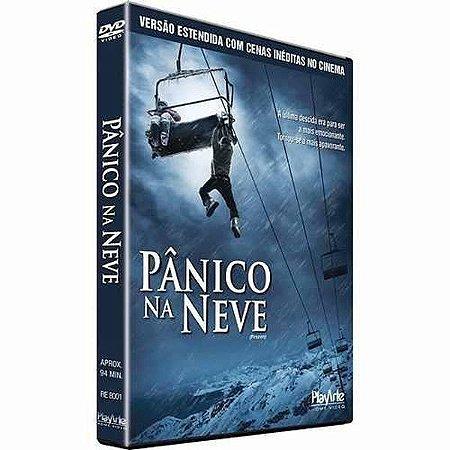 DVD - Pânico na Neve