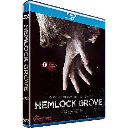 Blu-Ray - Hemlock Grove - Primeira Temporada VoL 1