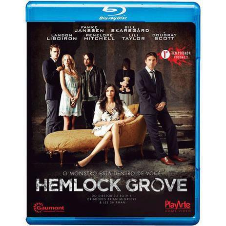 Blu-Ray Box - Hemlock Grove - 1ª Temporada V.2