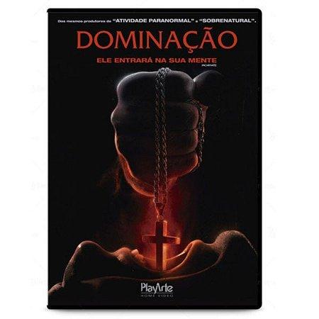 Dvd - Dominação (INCARNATE)