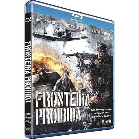 Blu-Ray - Fronteira Proibida -  André Sjöberg