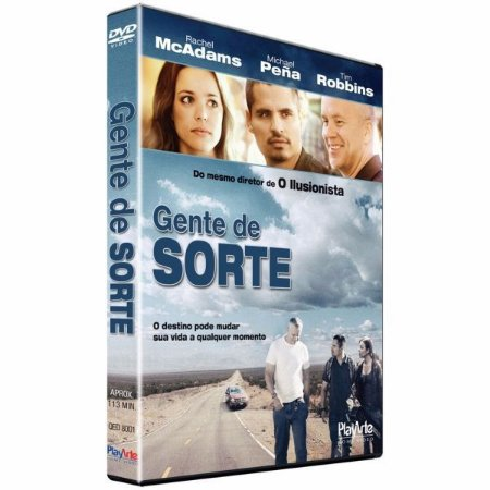 DVD - Gente de Sorte - The Lucky Ones
