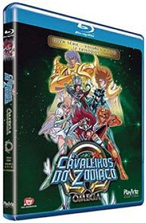 Blu-ray - Os Cavaleiros Do Zodíaco - Ômega Vol. 3